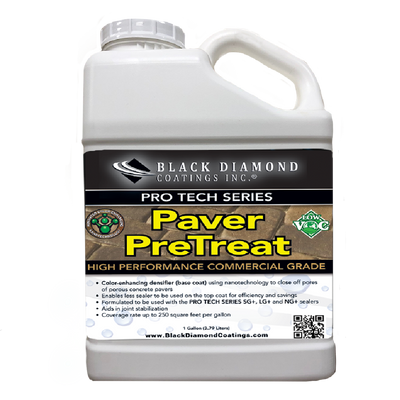 Paver Pretreat - Densifier / Basecoat for Paver Sealers