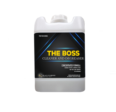 The BOSS - Cleaner and Degreaser