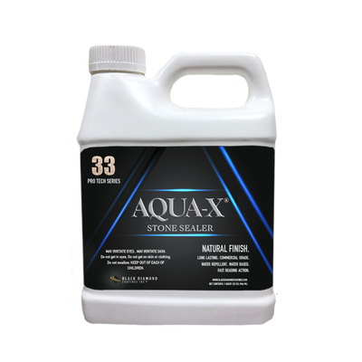 Black Diamond Coatings Inc. - 1 Quart AQUA-X 33 Stone Sealer