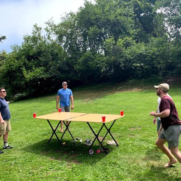 Tournament Beer Die Table