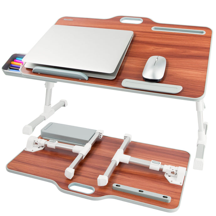 Kavalan Portable Laptop Table with Drawer