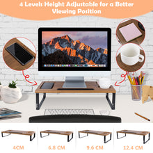 Load image into Gallery viewer, Kavalan Right/Left Handed Portable Laptop Table with Top Handle Design_Gray