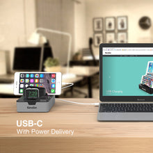 Load image into Gallery viewer, Kavalan 3 Port USB Type-C with Power Delivery USB