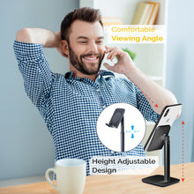 Load image into Gallery viewer, Kavalan Height Adjustable Aluminum Cellphone Stand Holder