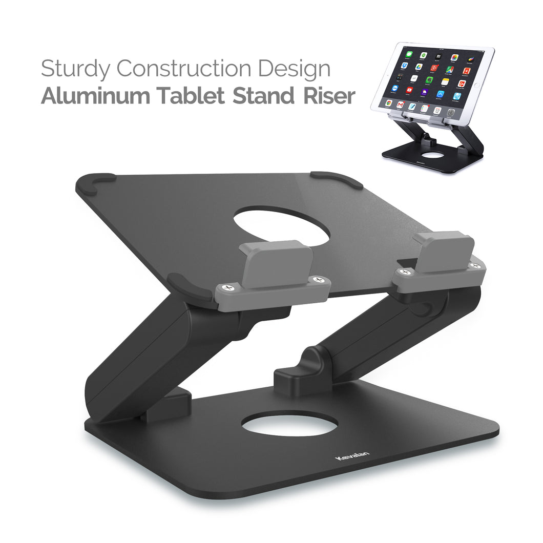 Kavalan Aluminum Height Adjustable Tablet Stand