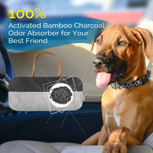Load image into Gallery viewer, Kavalan Charcoal Car Air Freshener Bag
