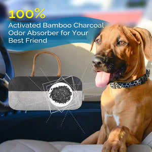 Kavalan Charcoal Car Air Freshener Bag