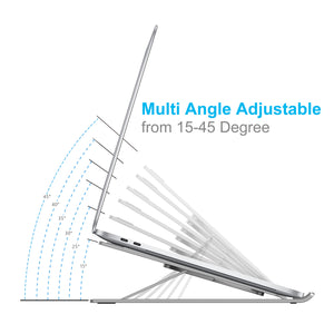 Kavalan Aluminum Adjustable Laptop Stand Riser
