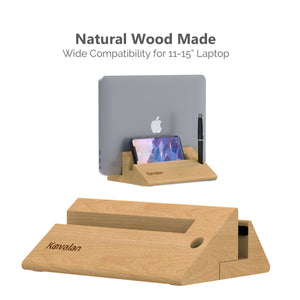 Kavalan Vertical Laptop Stand Dock