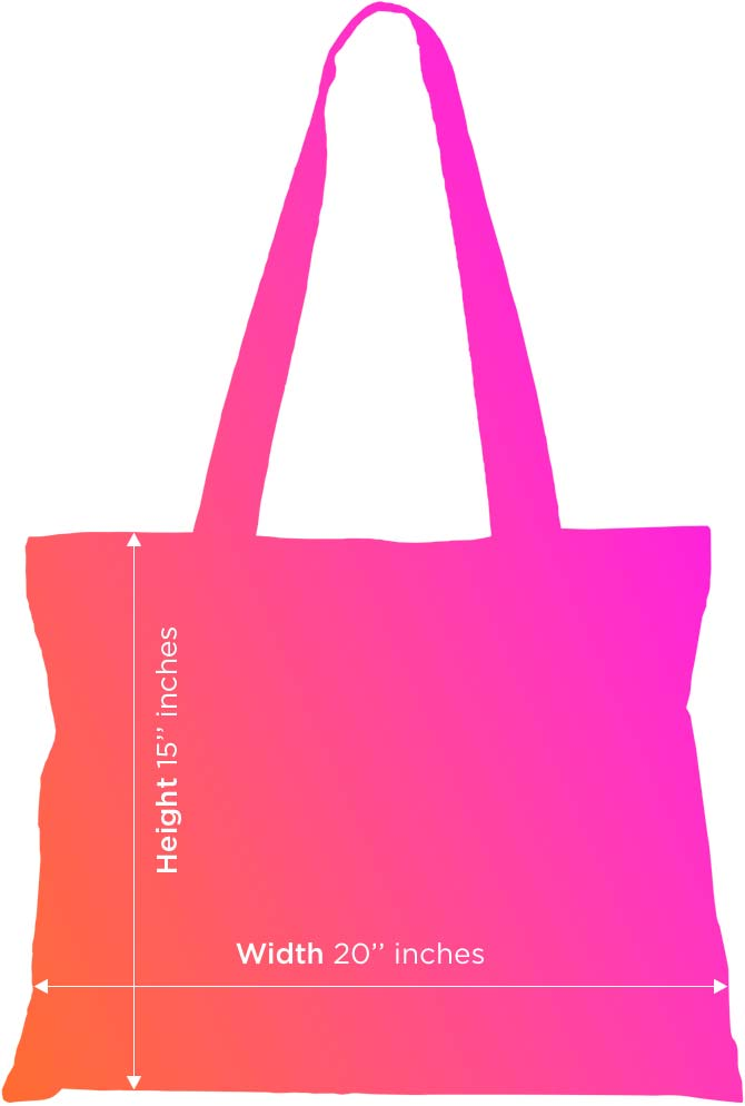 Tote Bag Sizing Guide
