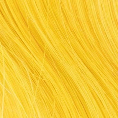 Hair Healing Color Swatch Yellow