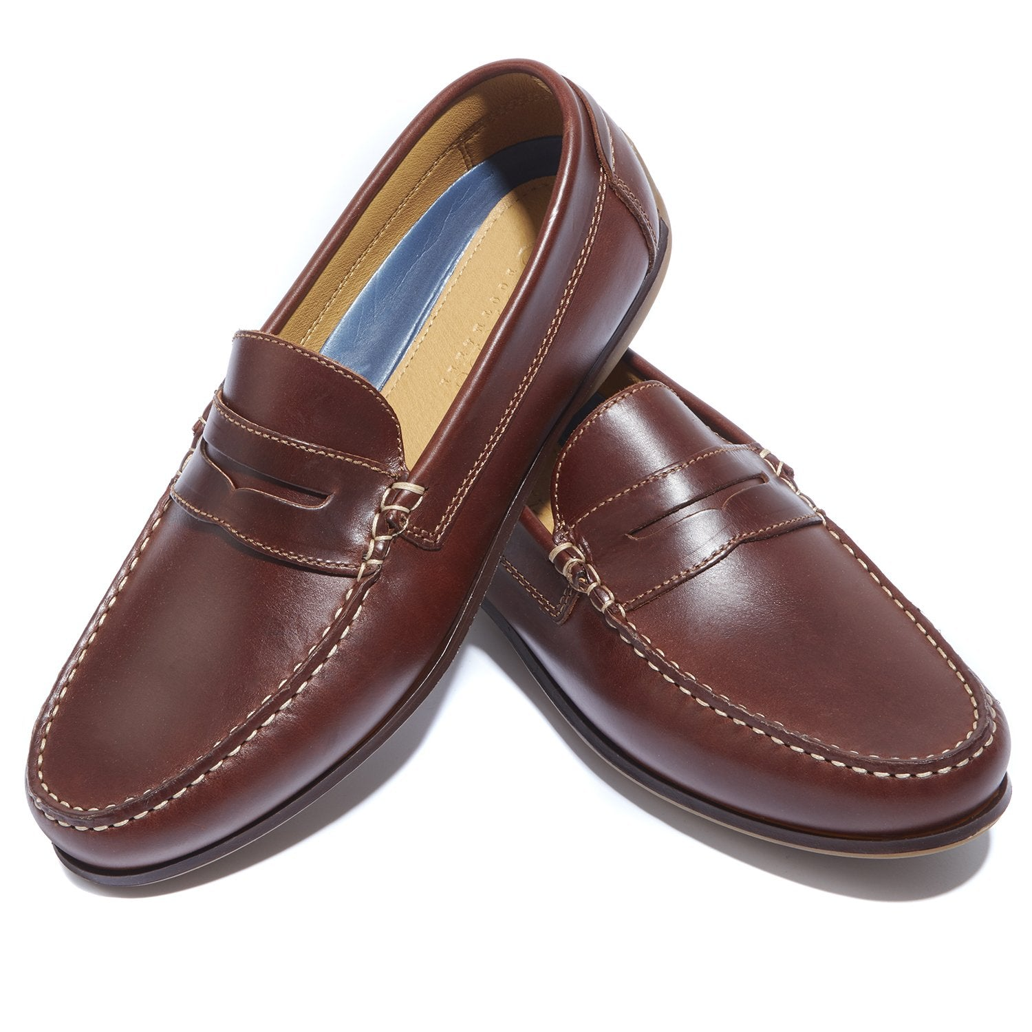 moccasin shoes from Jones Bootmaker
