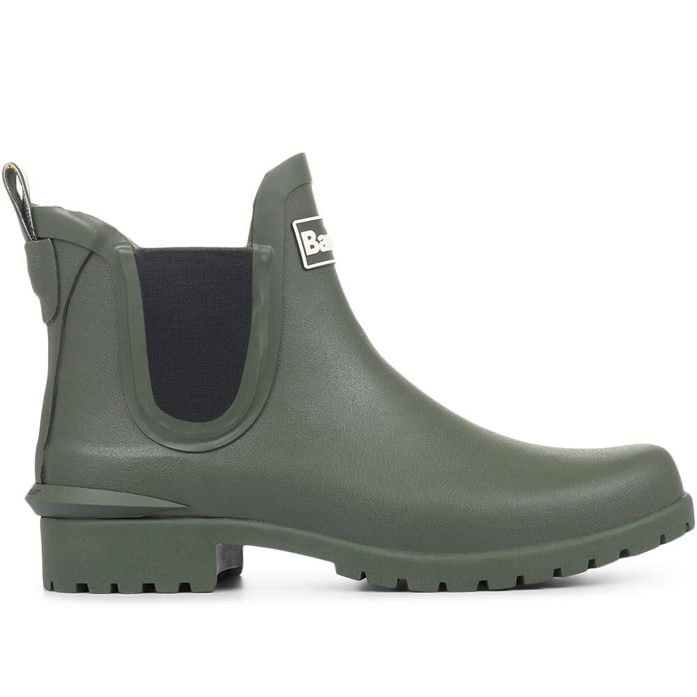 Wilton Wellie Ankle Boots - BARBR28514 / 313 961