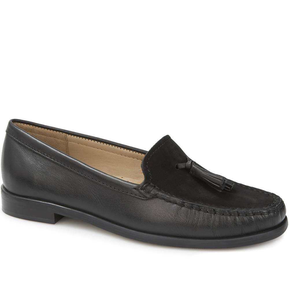 Leather Moccasin Leather - GLO28509 / 313 768
