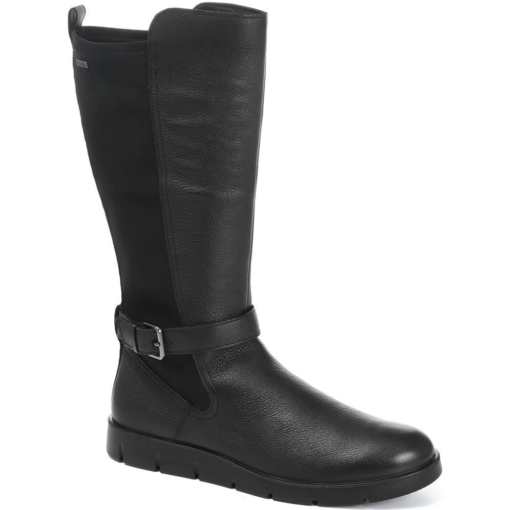 Bella Leather Mid-Calf Boot - ECCO130507 / 316 000