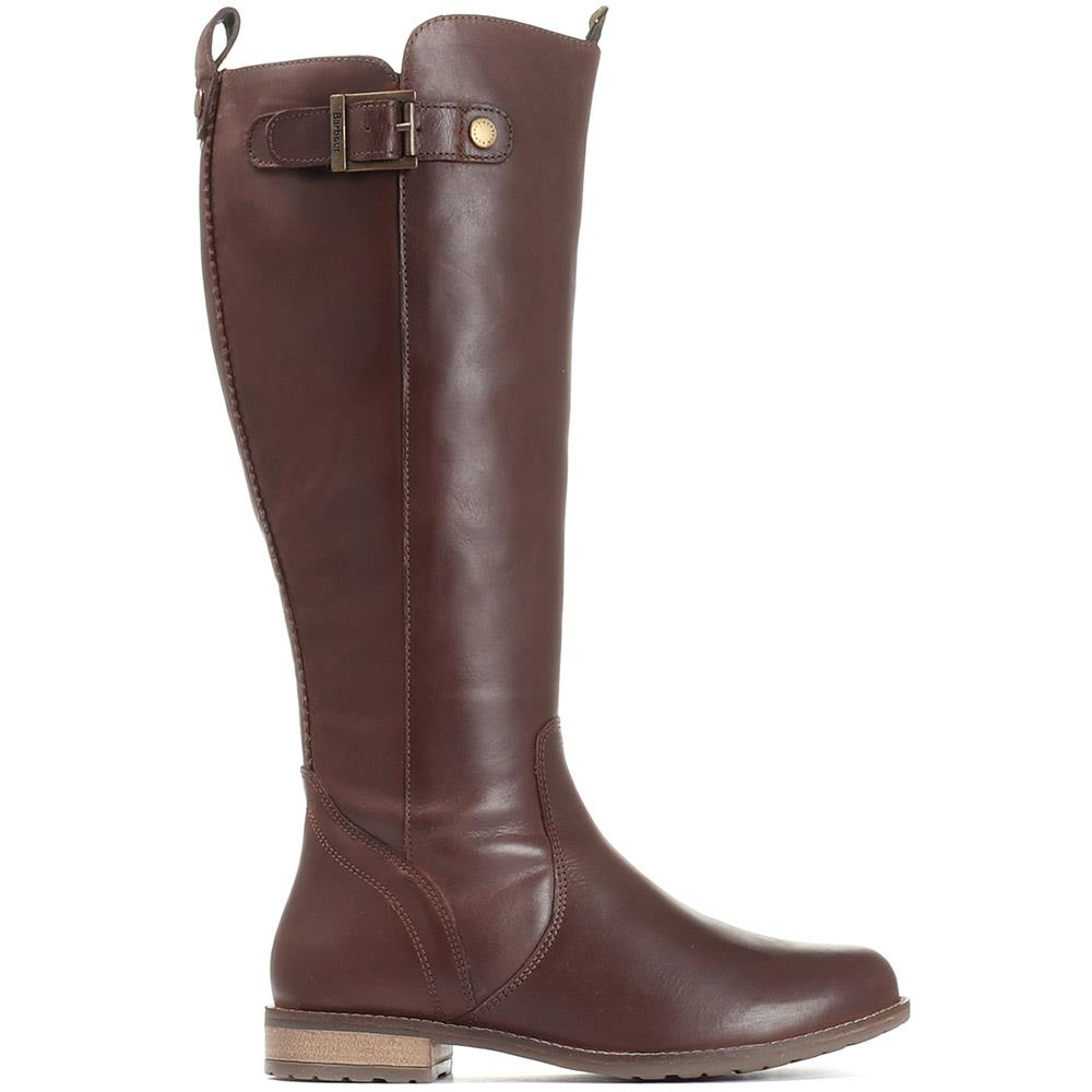 Rebecca Leather Knee High Boot - BARBR30511 / 315 793