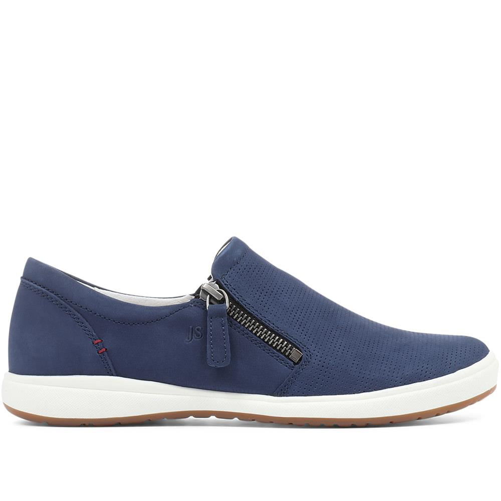 Carren 22 Leather Slip-On Trainer - JOSEF31501 / 318 136