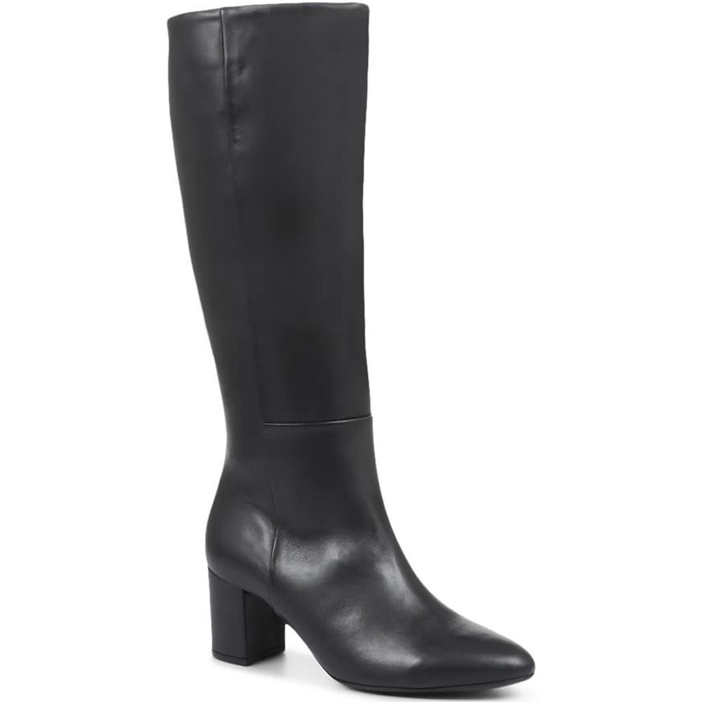 Verano Heeled Long Boots - GAB32521 / 319 158