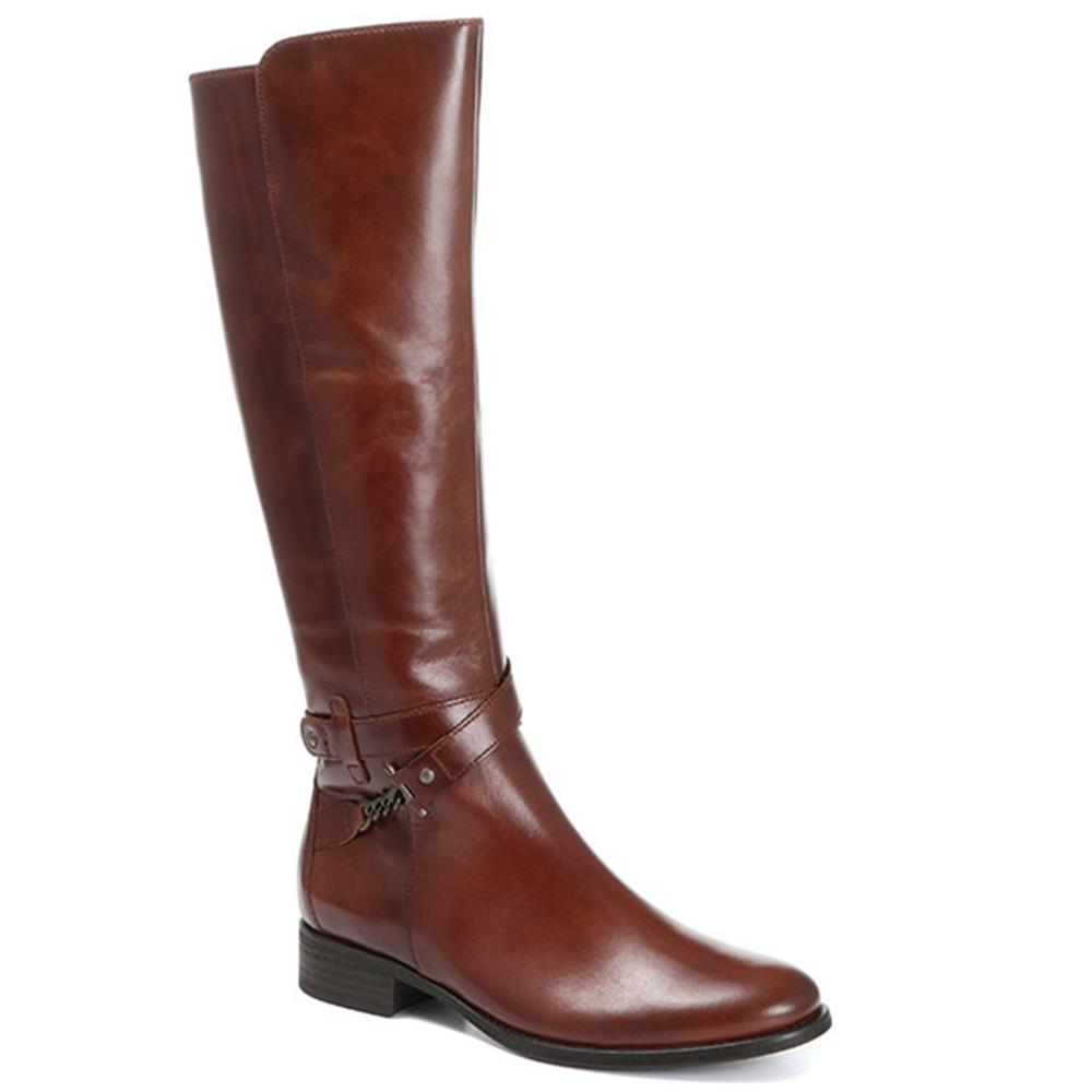 Karma Leather Knee High Boots - GAB30503 / 316 654