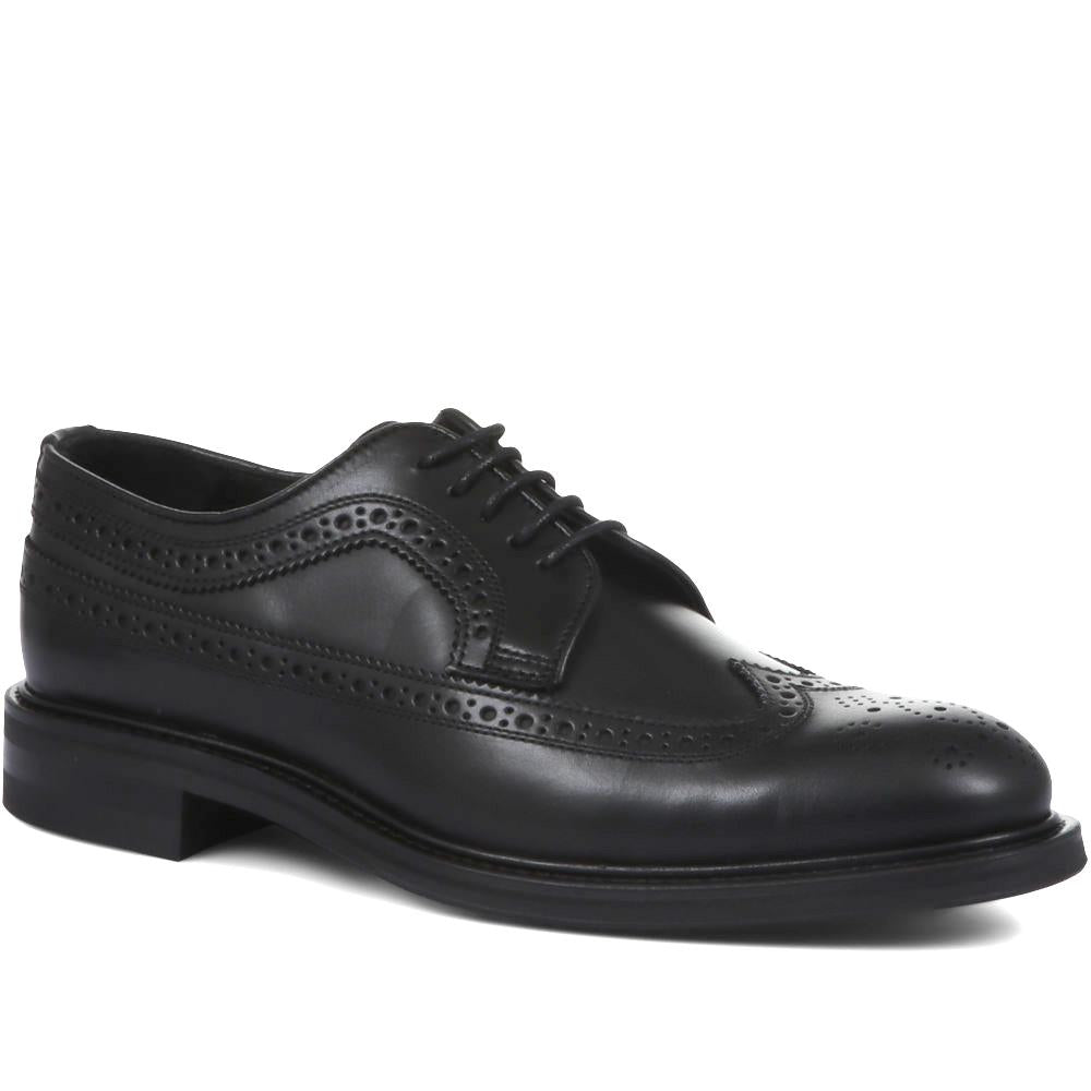 Colindale Handmade Leather Brogues - COLINDALE / 319 284