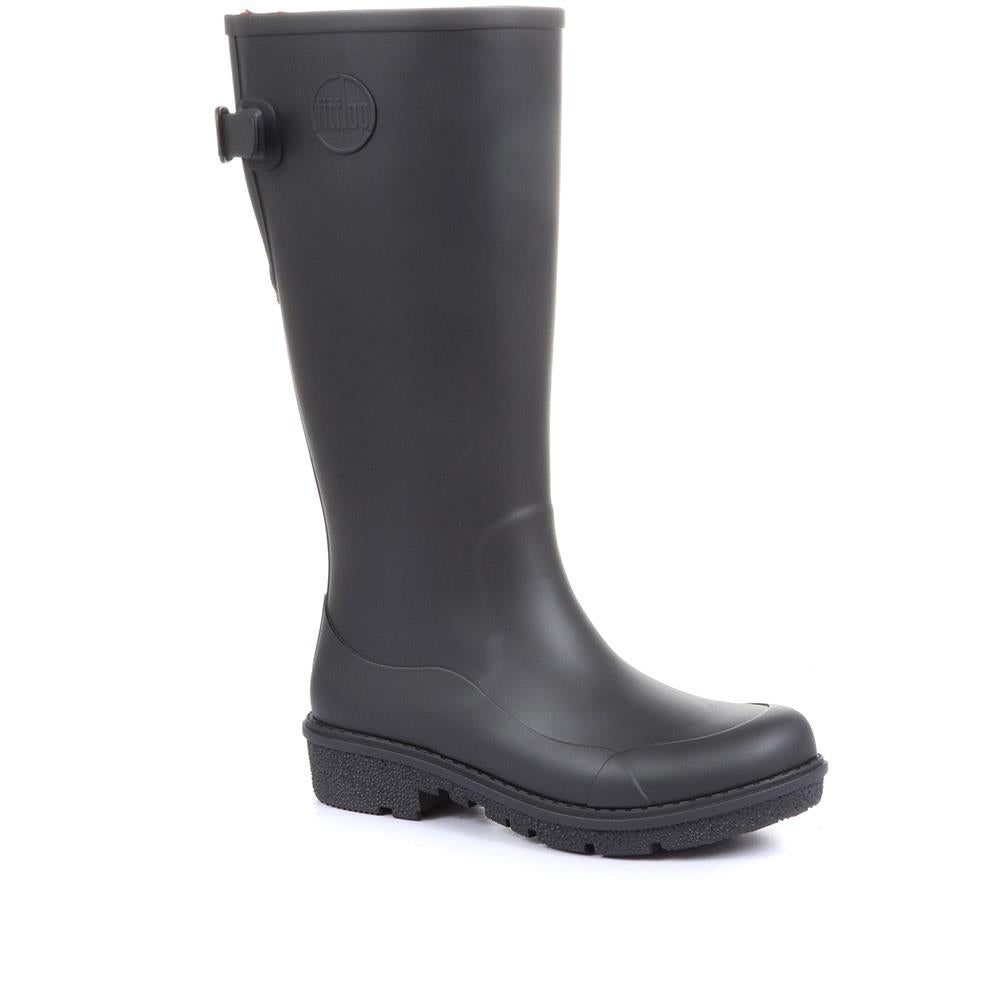 AH7 WonderWelly Long Wellington Boots - FITF32501 / 320 200
