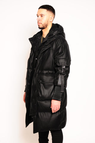 Men's Parka Jacket Ninja
