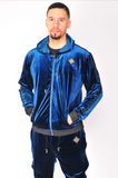 Men's Velour Tracksuit (Various Colours)