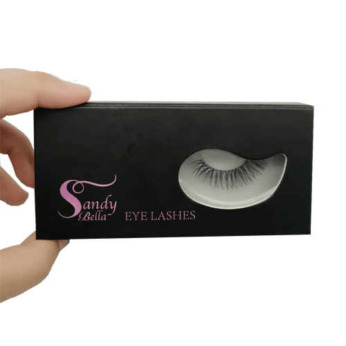 LashLick False Eyelashes | Sandy Bella