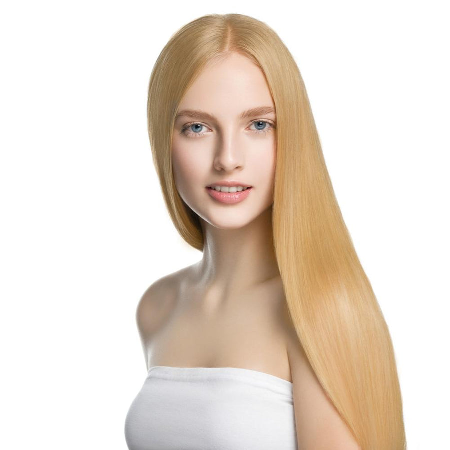 "#27 HONEY BLONDE 20"" Clip-in (160 Grams) - Sandy Bella"