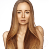 "#30 Reddish Blonde 20"" Clip-in (160 Grams) 