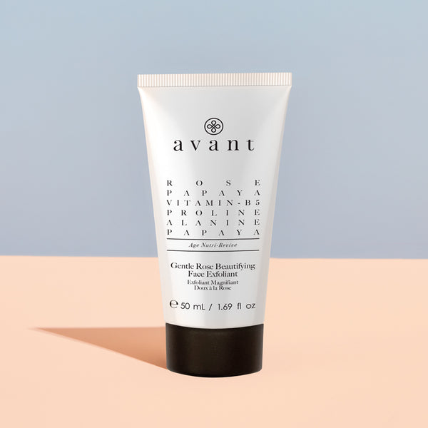 Avant | Gentle Rose Beautifying Face Exfoliant