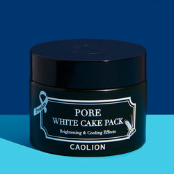 Caolion Pore White Cake Pack