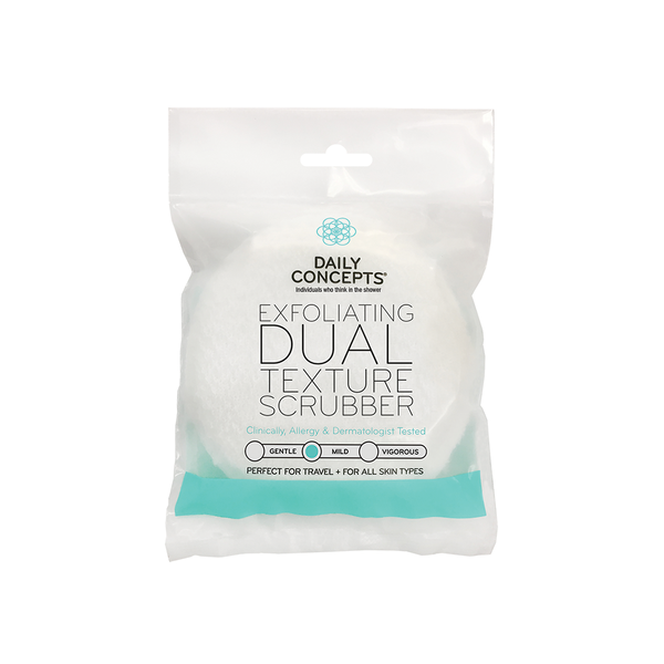 Daily Concepts | Daily Exfoliating Dual Texture Scrubber