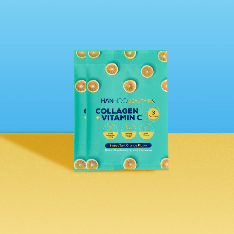 Hanhoo | Collagen + Vitamin C Dietary Supplement