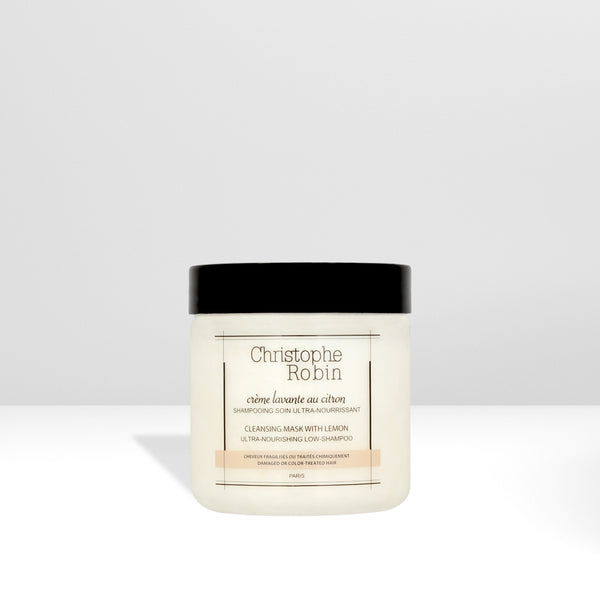 Christophe Robin | Cleansing Mask with Lemon