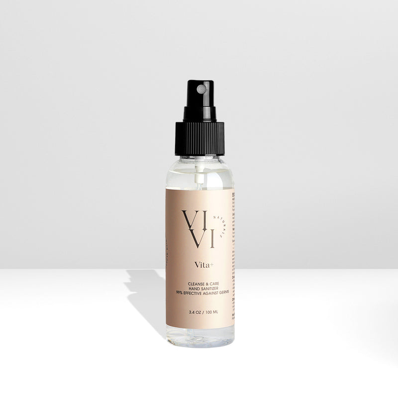 Vivi Naturals | Vita+ Hand Sanitizer Spray
