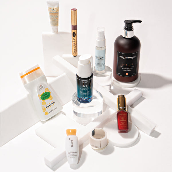 March TestTube beauty products