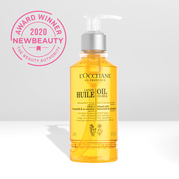 L'Occitane en Provence | Cleansing Oil-to-Milk