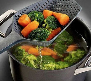 Vegetable Shovel Strainer