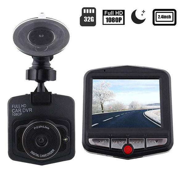 DASHCAM CAR - FULL HD 1080P WITH 2.4