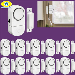 Magnetic Security Alarm System