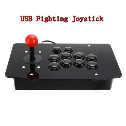 CEWAAL Arcade Joystick For PC With USB Fight Stick - Crillow