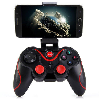 Gen-Game X3 Wireless PS3 Remote Controller Bluetooth Gamepad For PC, Android, TV - Crillow
