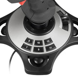 Professional Gaming PXN Pro 2113 Joystick Flight Simulator & Controller - Crillow