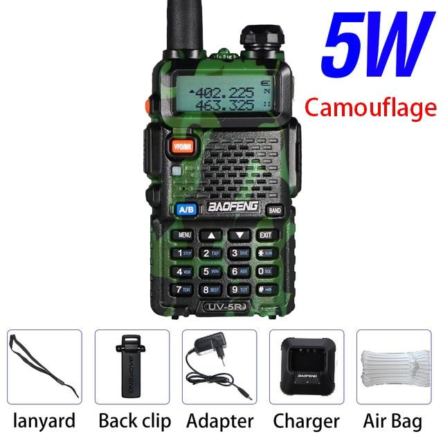 Baofeng UV5R Walkie Talkie Professional Two Way Radios