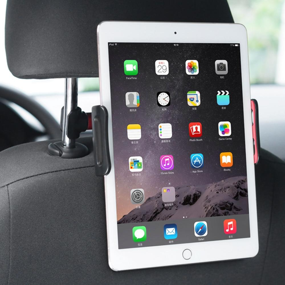 iPhone Holder For Car & Headrest Tablet Mounting Bracket
