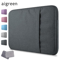 Aigreen Laptop Cases and Sleeves 11-inch, 13-inch, 14-inch, 15-inch, 15.6-inch & 16-inch - Crillow
