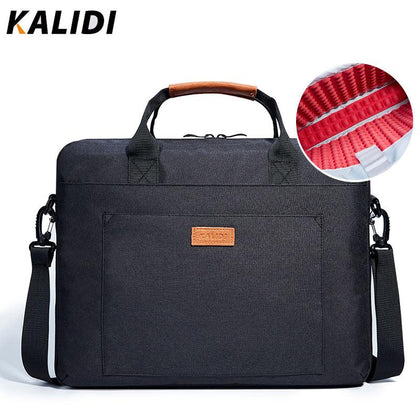 Kalidi Waterproof Laptop & MacBook Pro Air 13, 15-inch Shoulder Bag - Crillow