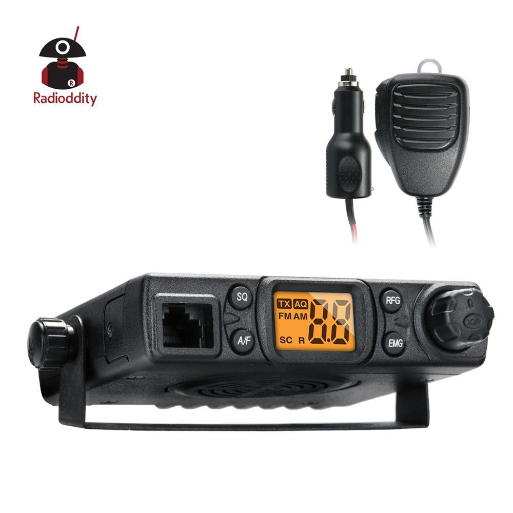 Radioddity CB-27 Handheld Portable Radio With 40 AM Instant Emergency License-Free Channels