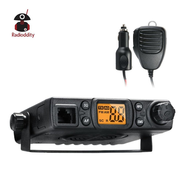 Radioddity CB-27 Handheld Portable Radio With 40 AM Instant Emergency License-Free Channels - Crillow